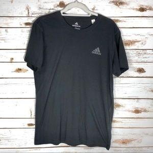 Adidas Mens Black Ultimate 2.0 Tee